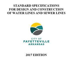 2017 Water & Sewer Standard Specifications