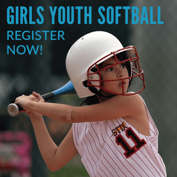 Registration for Fayetteville's Girls Youth Softball Program Ends March 3