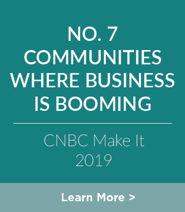 No. 7 Communities Where Business is Booming: CNBC Make It