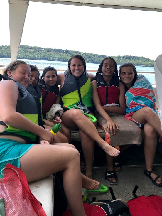 Summer Fun4Teens Snorkeling Field Trip
