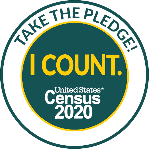 Take the Pledge! Sign up here to pledge to be counted!