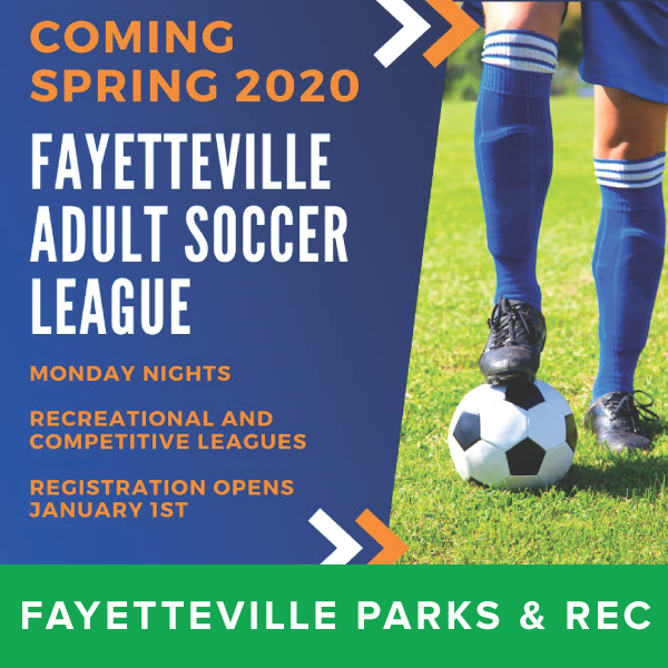 Coed Adult Soccer Leagues