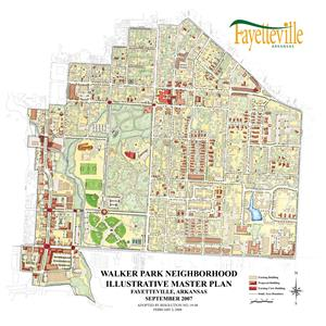 Walker Park Neighborhood Master Plan