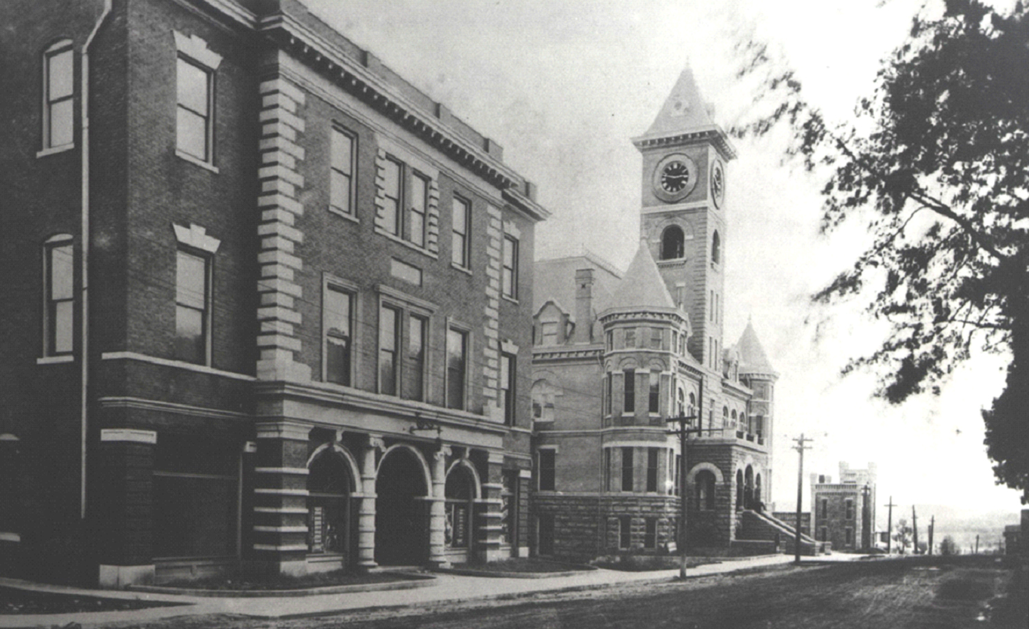 Courthouse Historic