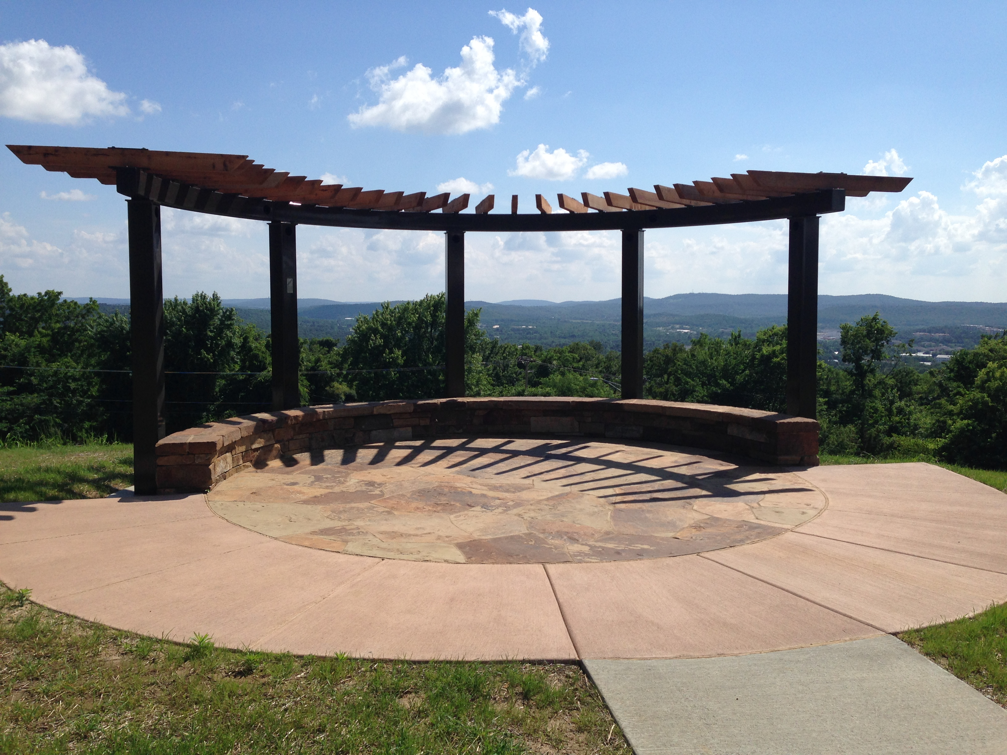 Mount Sequoyah Gardens