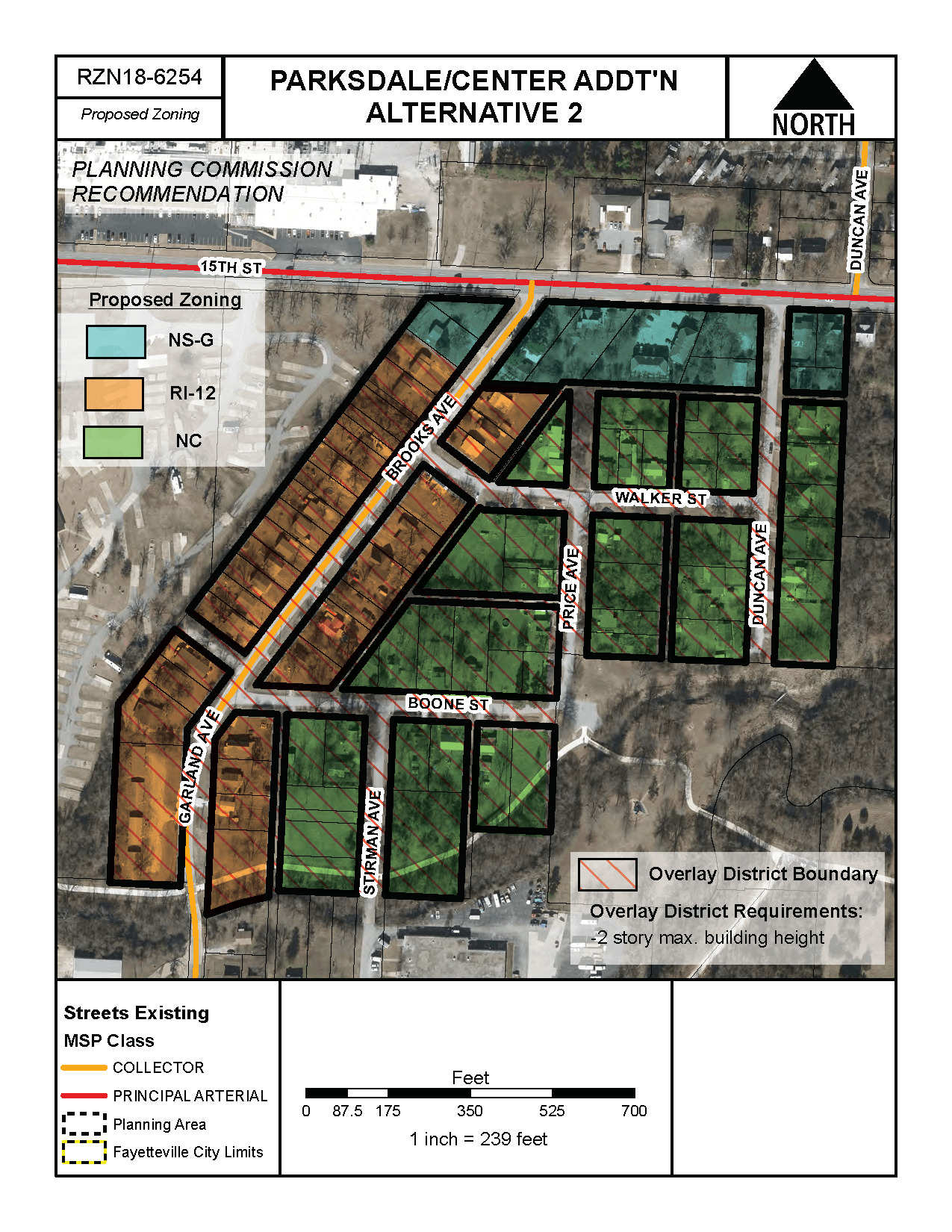 RZN18-6254 Proposed Alternative 2 (Planning Commission Rec)