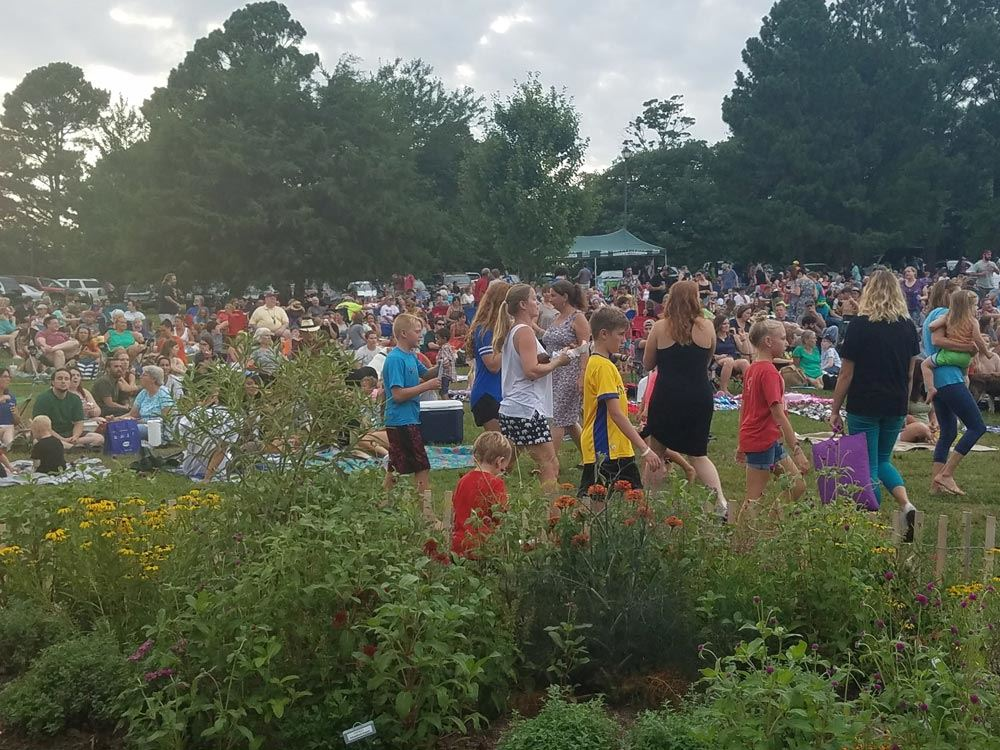 Gulley Park Concerts 3