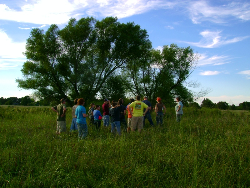Woolsey Prairie Wetlands Tour Photo