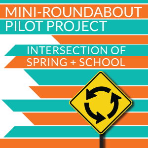 Mini-Roundabout